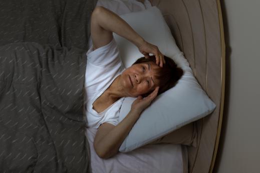What Makes Elderly Insomnia Happen?