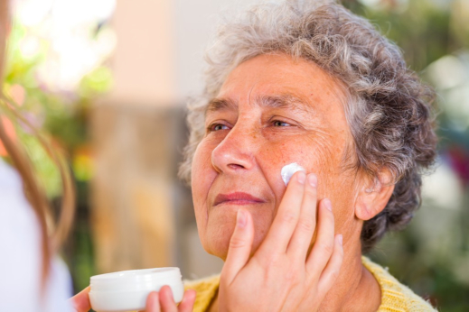 Skin Care Tips for Aging Adults