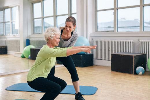 The Best Exercises for the Elderly